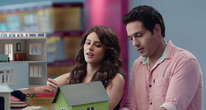 MagicBricks Brand Activation Campaign